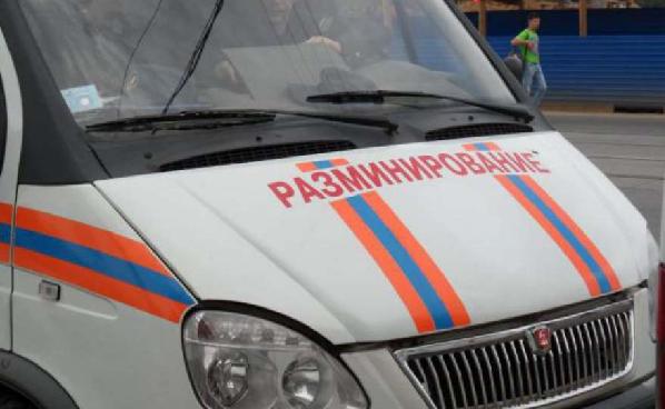 Вкафе наОломоуцкой вВолжском полицейские искали бомбу