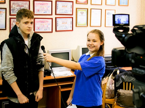 Школа журналистики для детей