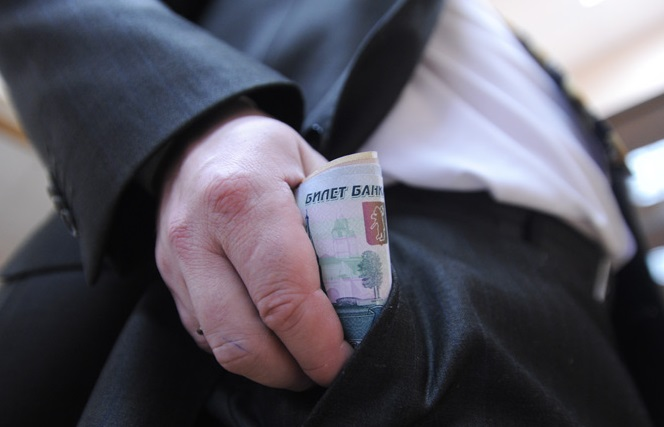 ВВолгоградской области навзятке попался инспектор облкомприроды