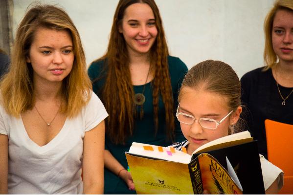 ВВолгограде устроят публичные чтения нового «Гарри Поттера» на 2-х языках