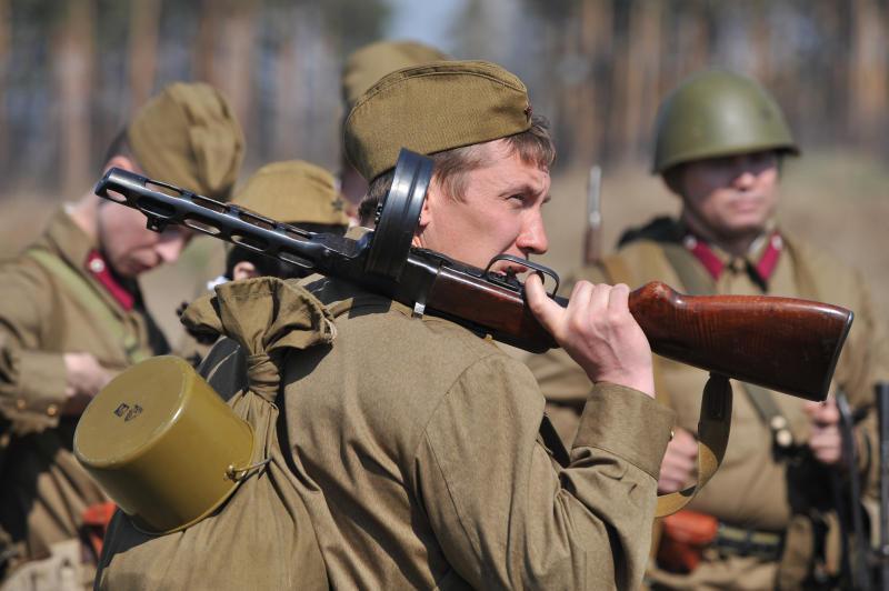 ВВолгограде наЛысой горе готовят превосходный военно-исторический фестиваль