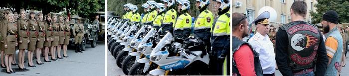 Девушки в форме полиции в рф